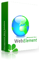Management-Ware WebElement - Mobile Website Builder software