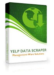 Yelp Data Scraper