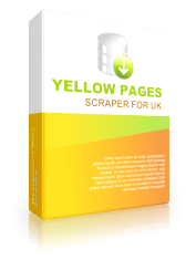 Yellow Pages Scraper for UK (United Kingdom)